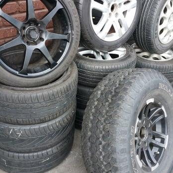 Martinez Tire Shop 10 Reviews Tires 1307 S Garey Ave Pomona