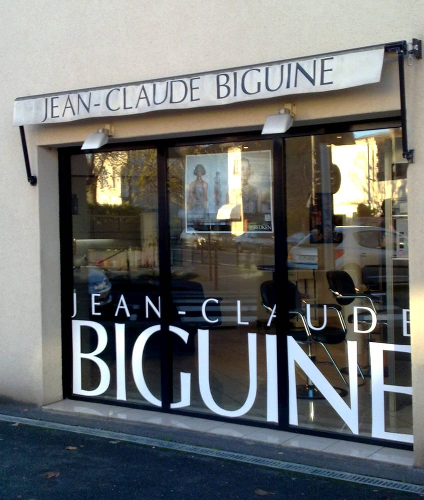 Jean claude biguine coiffeurs salons de coiffure 70 for Miroir coiffure st augustin