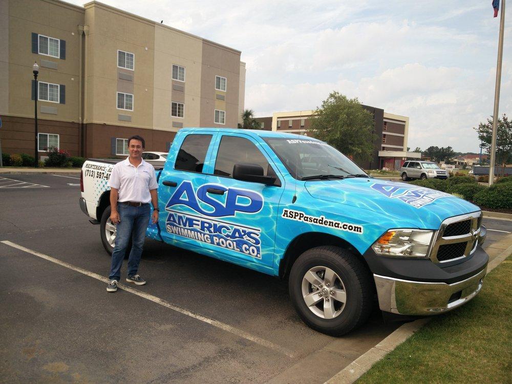 ASP - America's Swimming Pool Company: Pasadena, TX