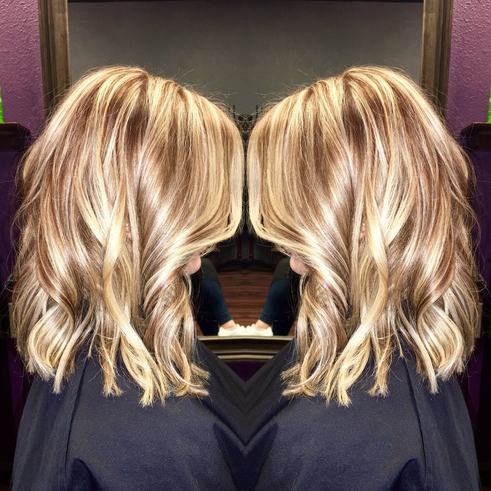 Color By Alexa Haircut By Ally Yelp