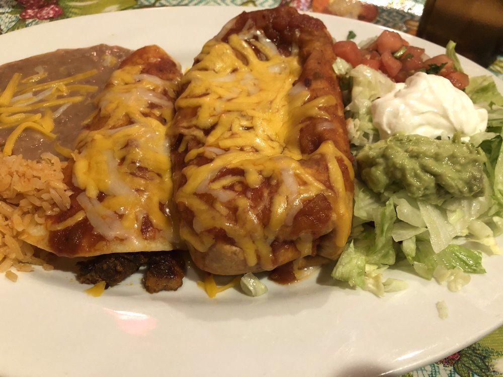El Mariachi Restaurant: 17239 Kings Hwy, Montross, VA