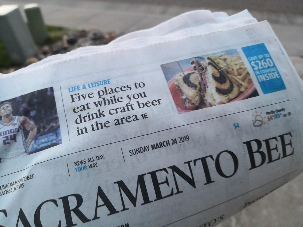 The Sacramento Bee - 20 Photos & 48 Reviews - Newspapers