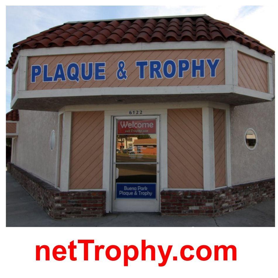 Buena Park Plaque & Trophy