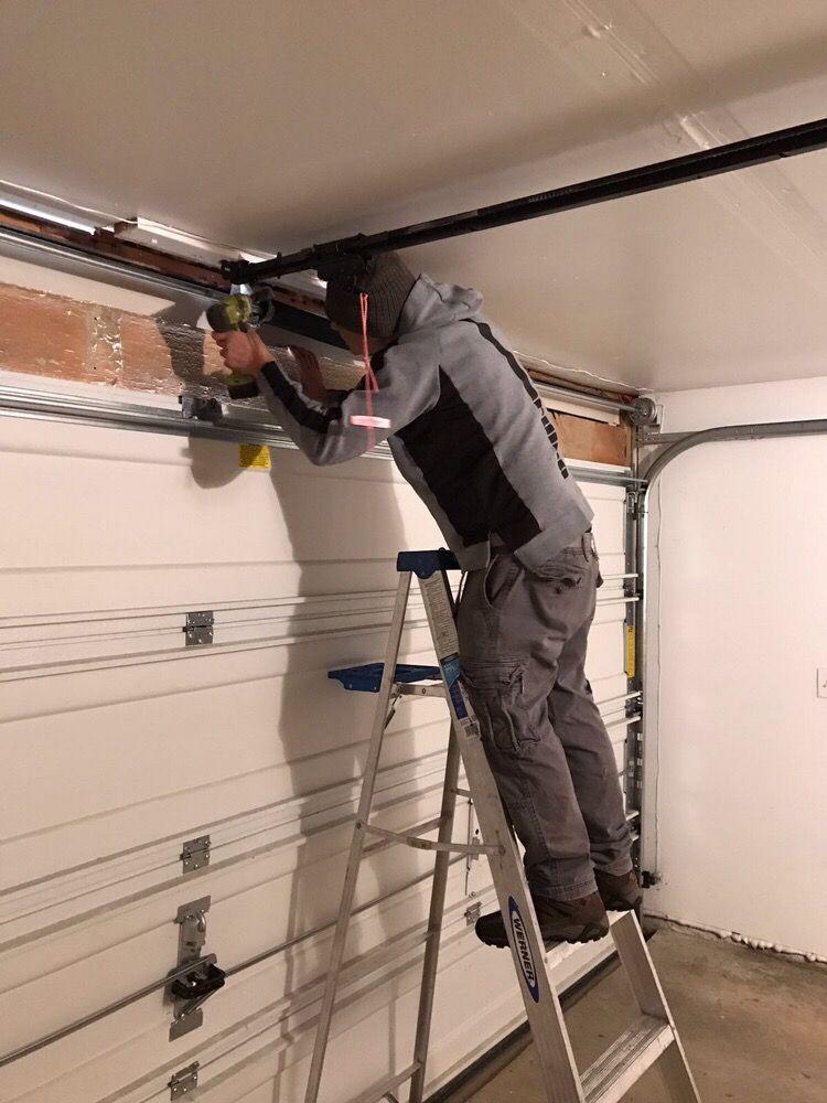 Photos For A 1 Garage Door Repair Service Yelp