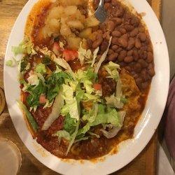 Photo Of El Patio De Albuquerque   Albuquerque, NM, United States. Carne  Adovada