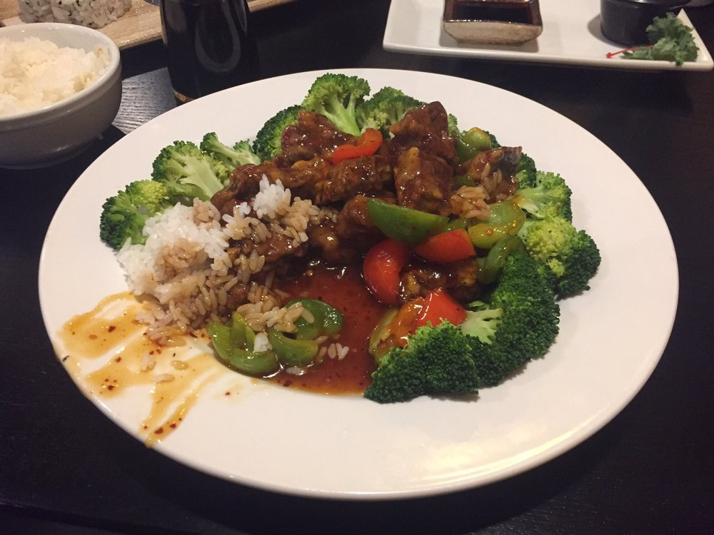 Wasabi Steakhouse & Sushi: 881 Hills Plz Dr, Ebensburg, PA