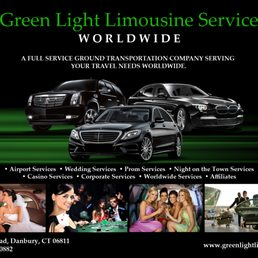 Photo Of Green Light Limousine Service Worldwide   Danbury, CT, United  States. For