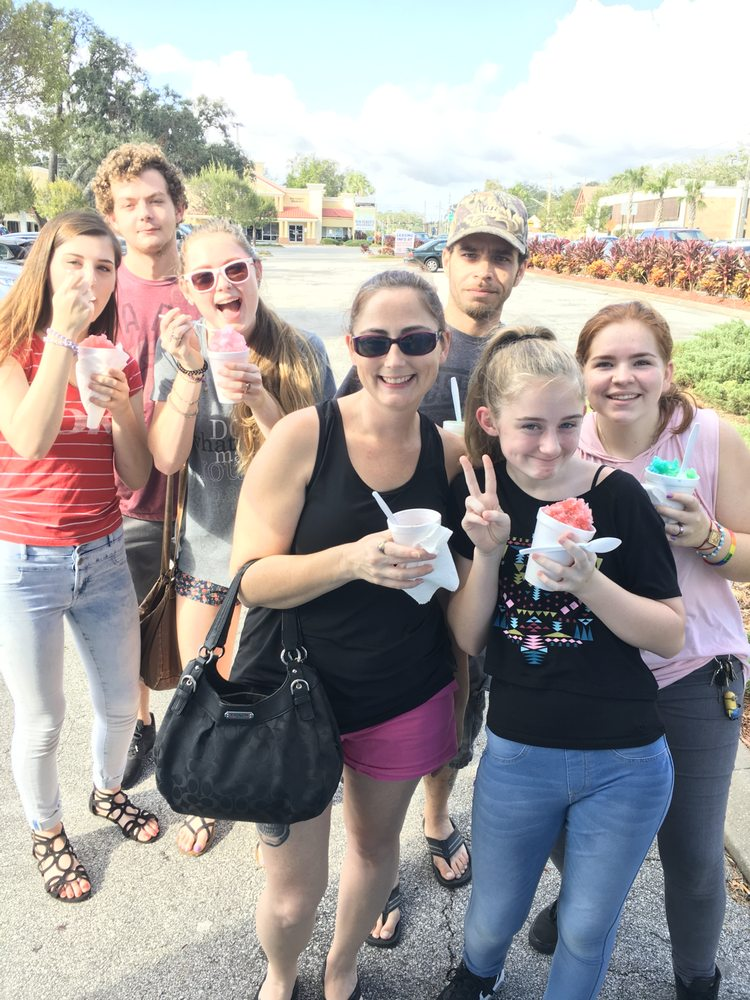 Jack & Jill's Shaved Ice: 2146 Park Ave, Orange Park, FL