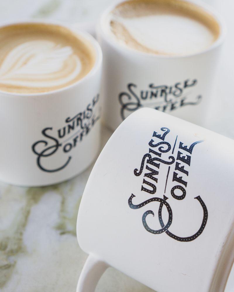Social Spots from Sunrise Coffee