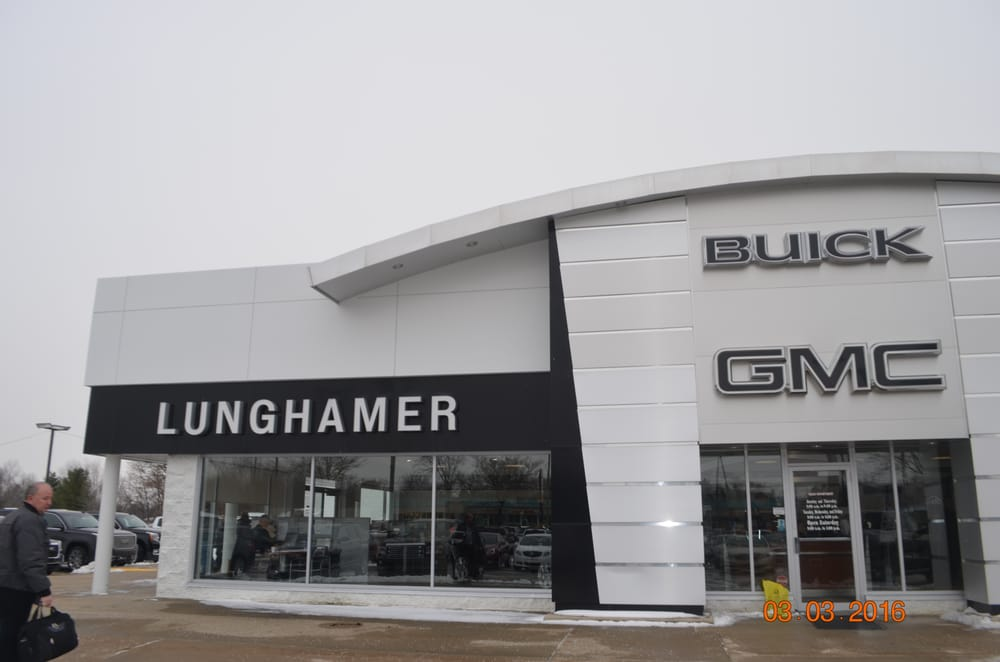 Lunghamer buick gmc yelp for A b motors waterford mi