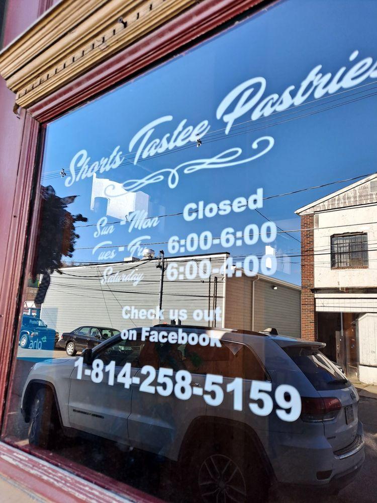 Shorts Tastee Pastry: 111 N Buffalo St, Elkland, PA