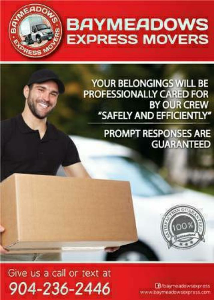 Baymeadows Express Movers