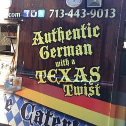 The Sauer Kraut Food Truck