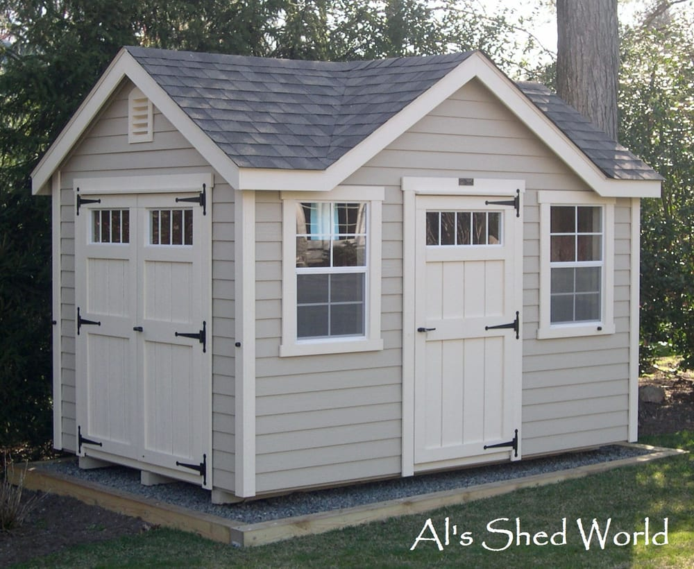 photo of florham park hardware florham park nj united states 8x12 classic - Garden Sheds Nj