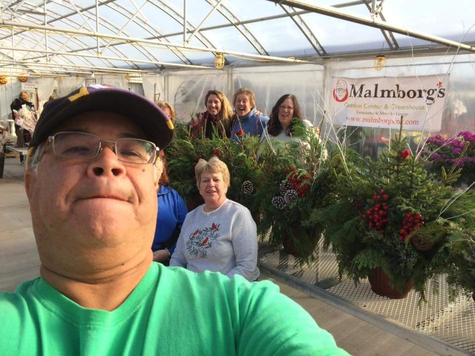 Malmborg's Garden Center: 2456 125th Ave NE, Blaine, MN