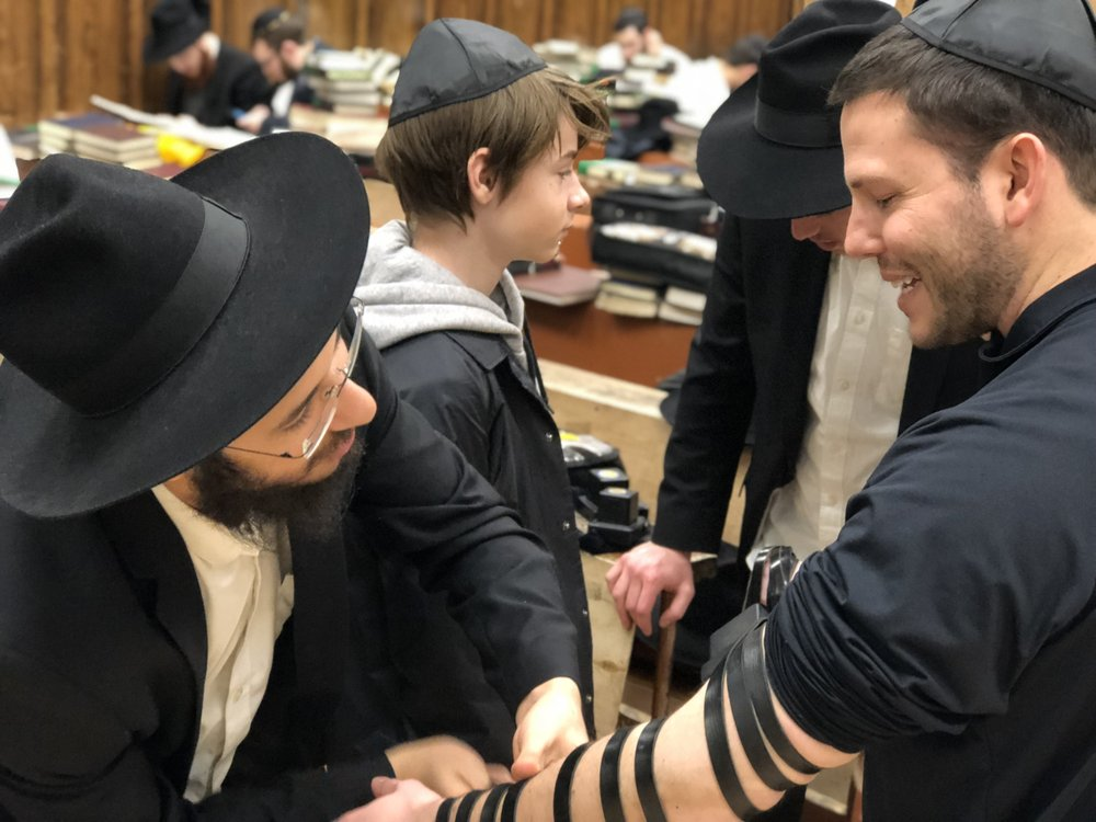 Jewish Brooklyn: 305 Kingston Ave, Brooklyn, NY