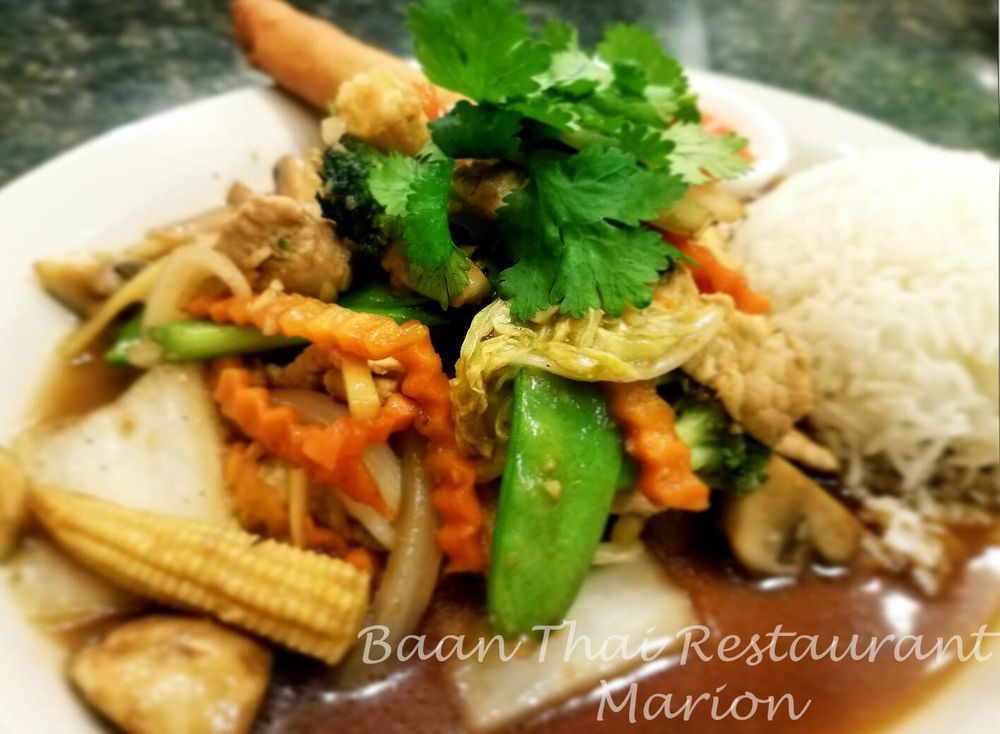Baan Thai Marion: 2406 Williamson County Pkwy, Marion, IL