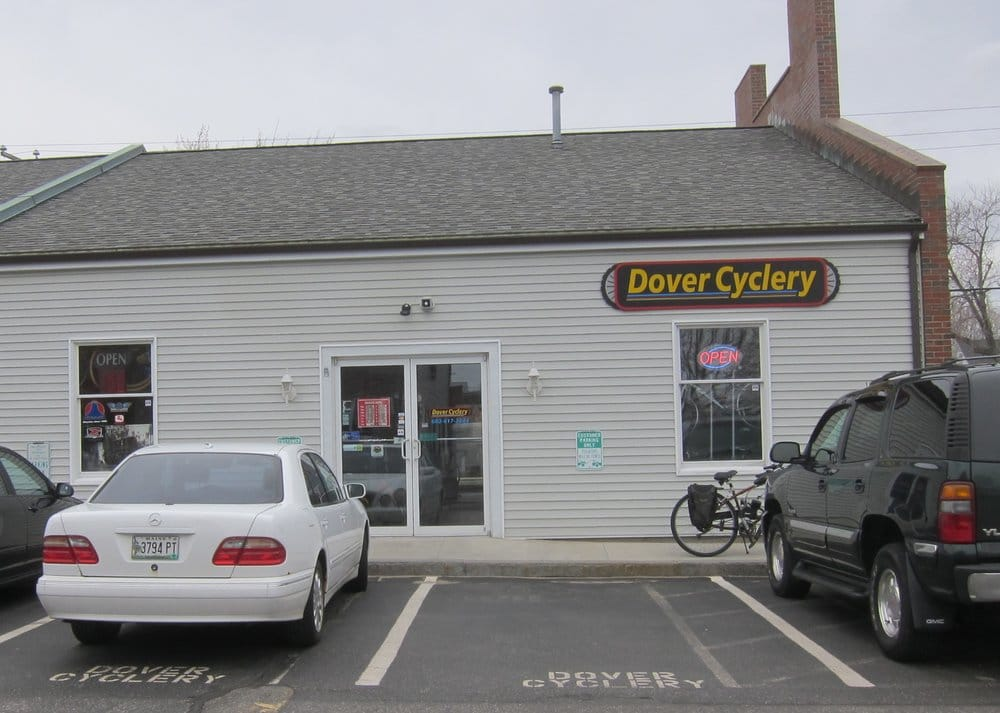 Dover Cyclery: 12 Chestnut St, Dover, NH