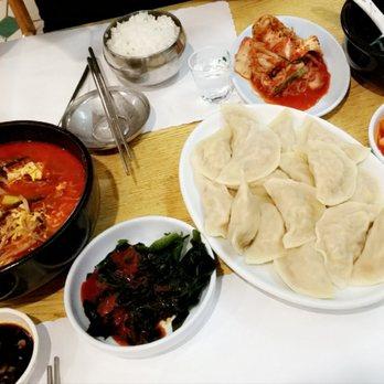 Photo Of Hanuri Korean Restaurant Garden Grove Ca United States Yukgaejang
