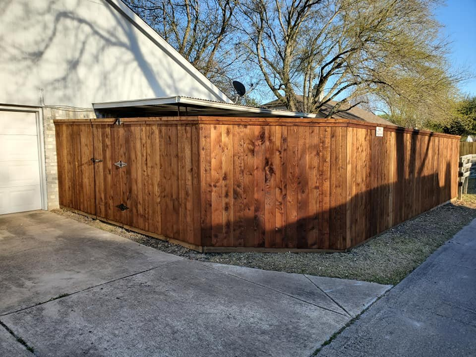 Fence Renovators: 1029 Holland Dr, Garland, TX