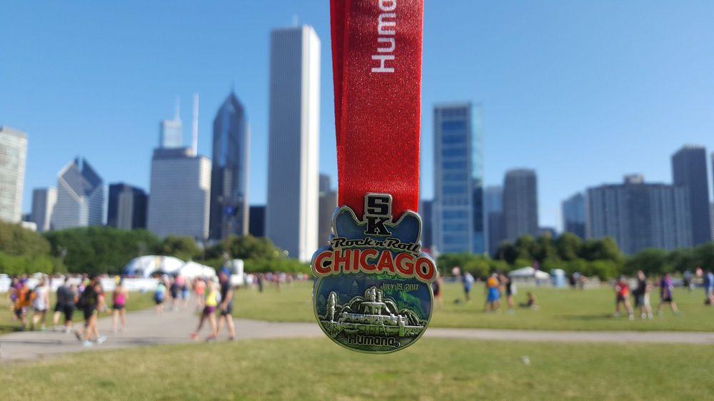 Rock 'n' Roll Chicago Half Marathon