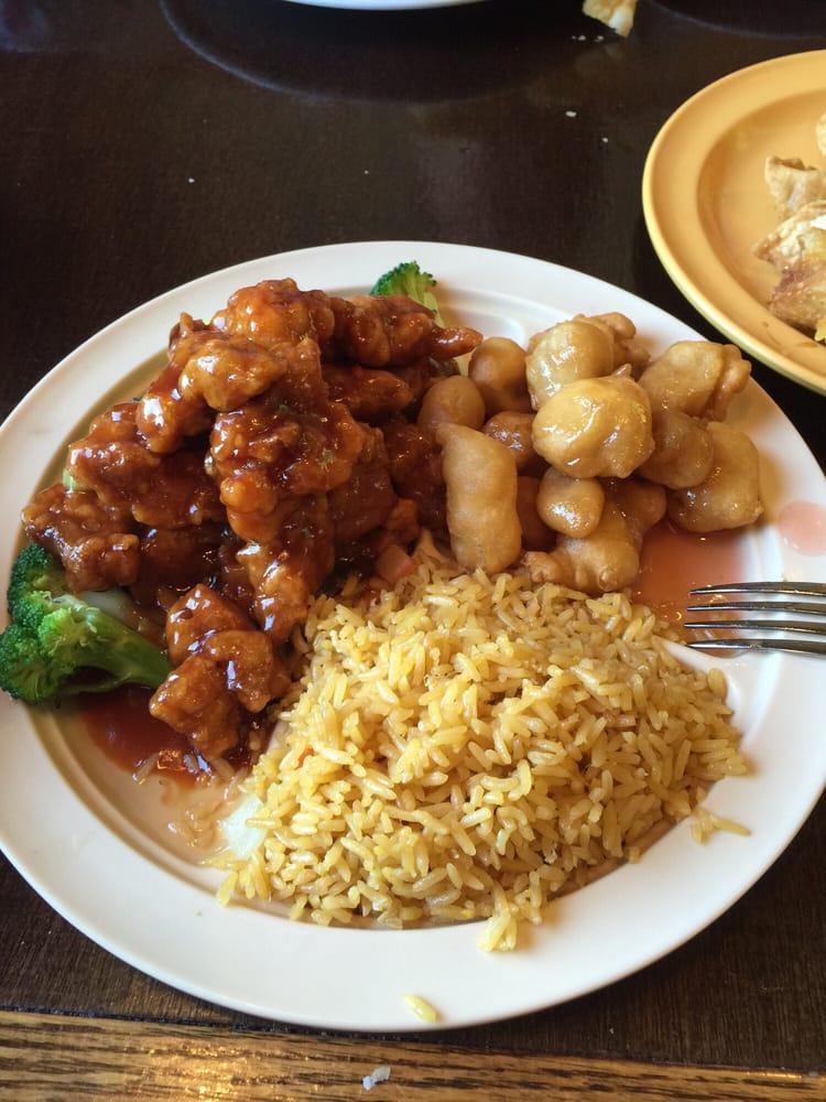 Lin Cuisine: 801 N Little Ave, Cushing, OK