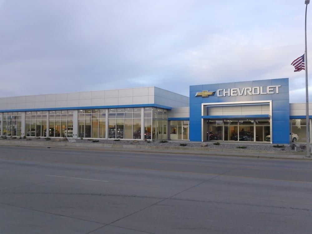 Ryan Chevrolet Auto Repair 1800 S Broadway Minot Nd
