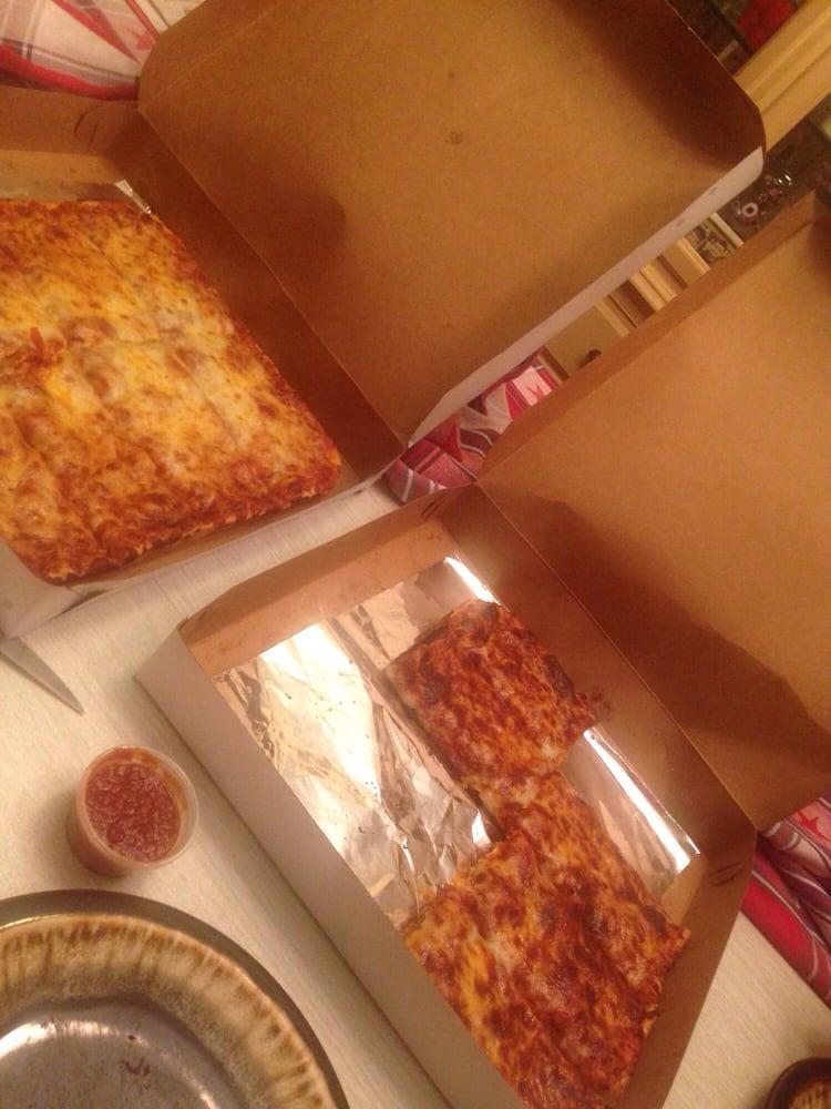 Centiole's Pizza: 1 E Main St, Girardville, PA