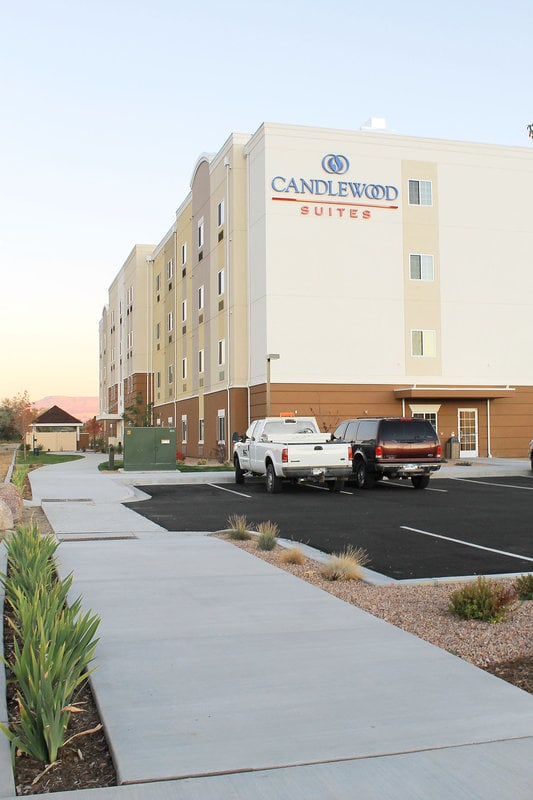 Open Gas Stations Near Me >> Candlewood Suites Grand Junction Nw - Hotels - 654 Market St, Grand Junction, CO - Phone Number ...