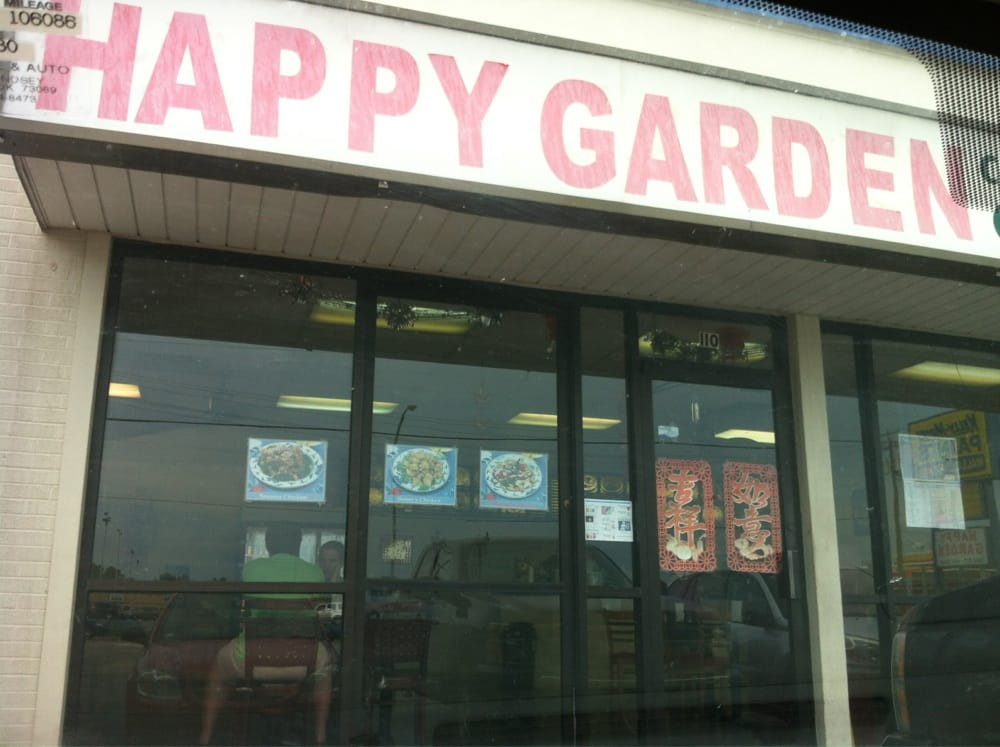 Happy garden 12 reviews chinese restaurants 110 24th for Asian cuisine norman