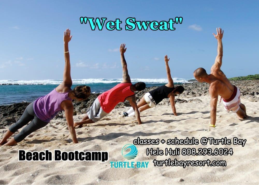 Wet Sweat: 57-091 Kam Hwy, Kahuku, HI