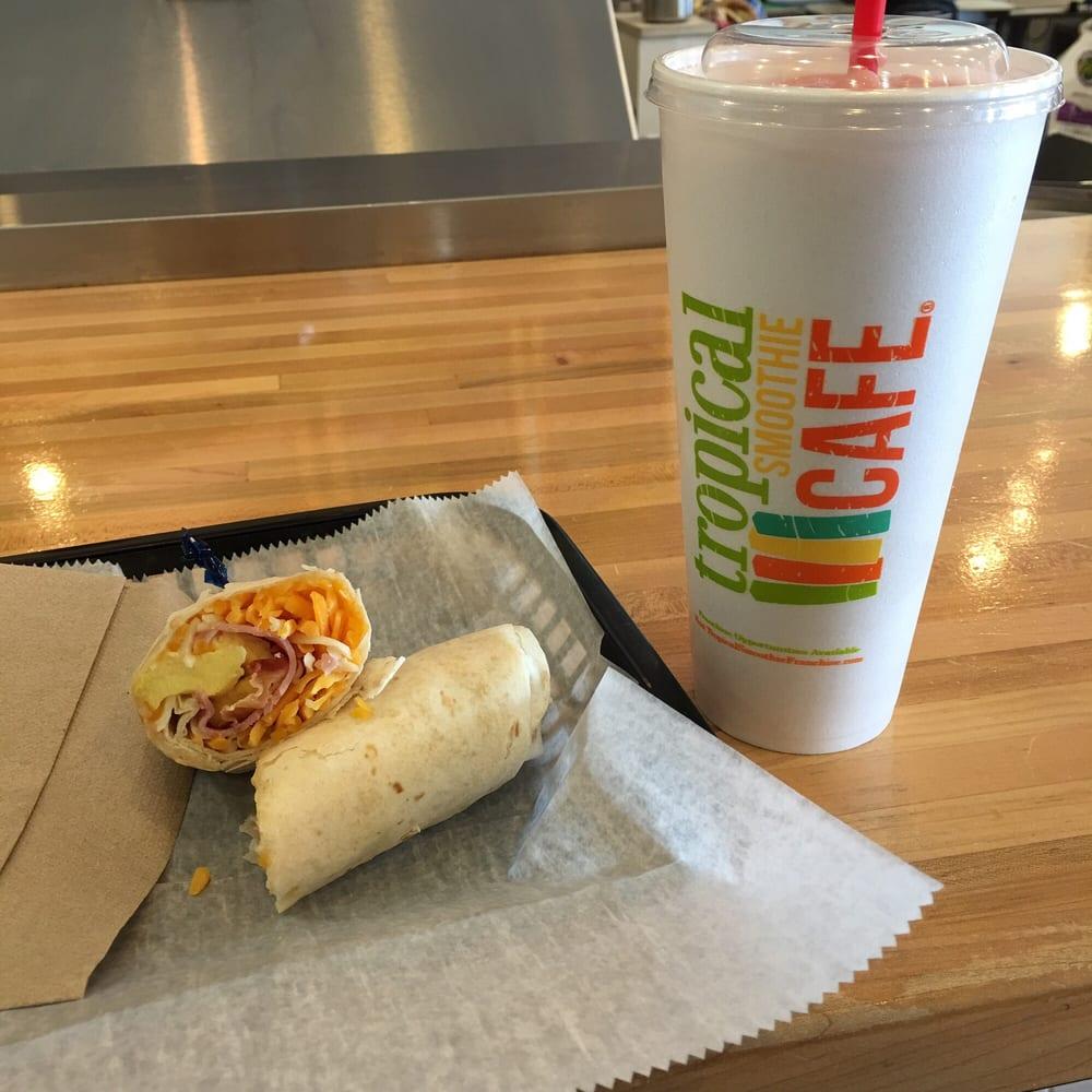 Tropical Smoothie Cafe Va Beach