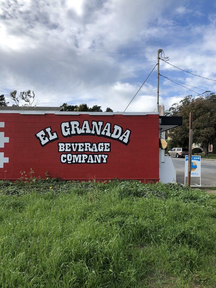 El Granada Beverage Company: 522 Ave Alhambra, El Granada, CA