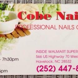 photo of cobe nails havelock nc united states