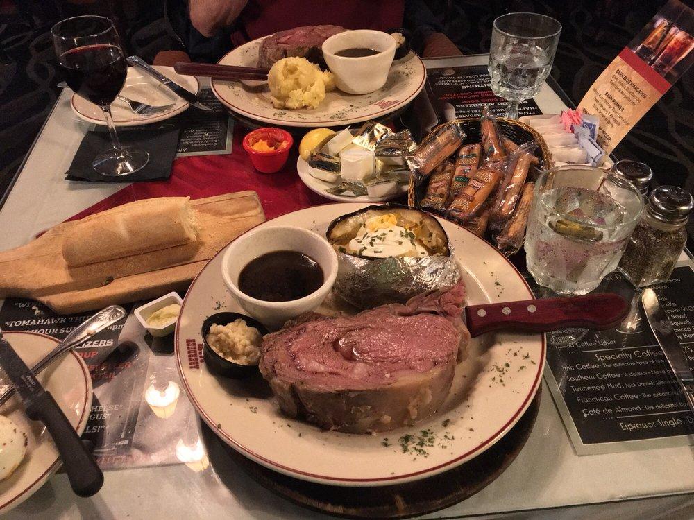 Aberdeen Barn Steakhouse: 5805 Northampton Blvd, Virginia Beach, VA