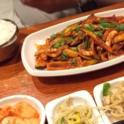 Yelp Koreatown Food Toronto