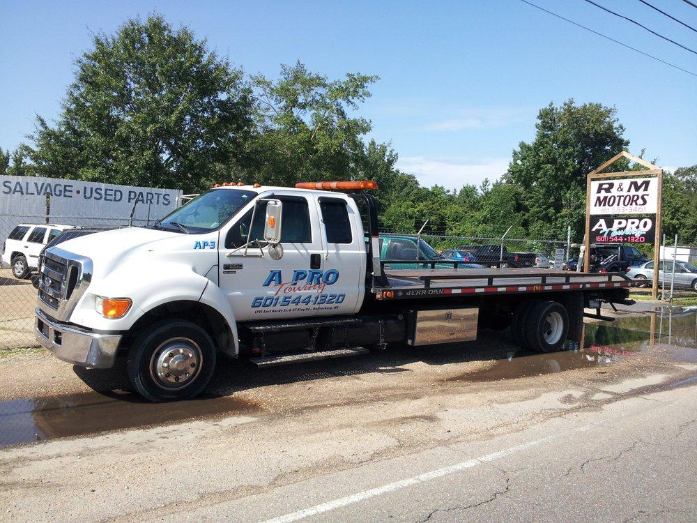Towing business in Hattiesburg, MS