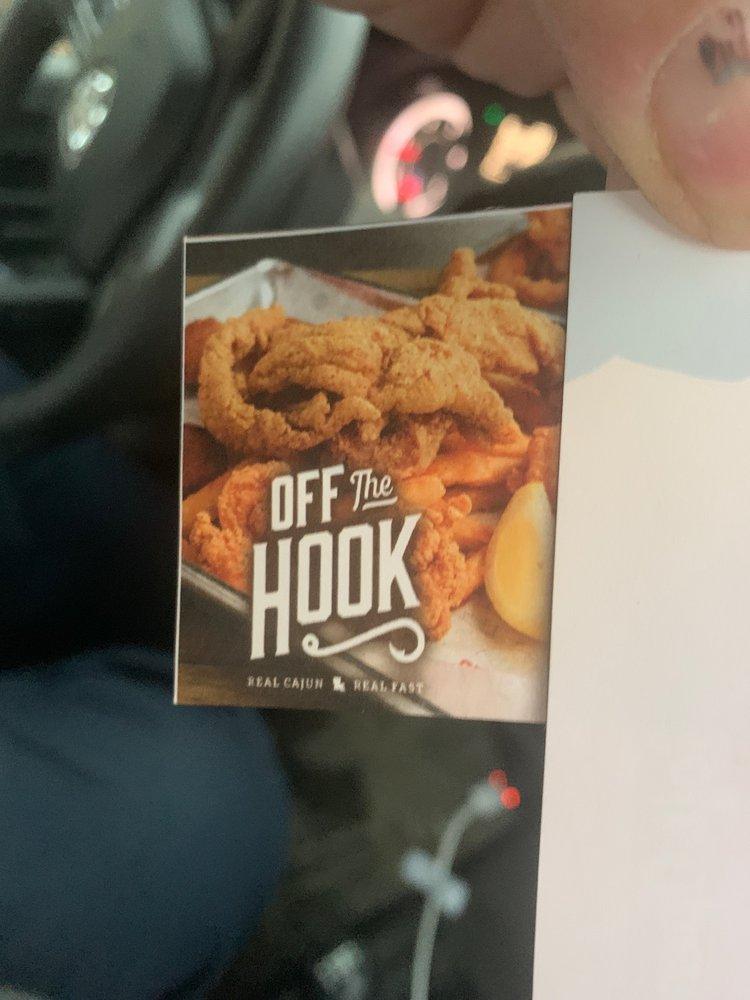 Off The Hook: 437 N Airline Hwy, Gonzales, LA