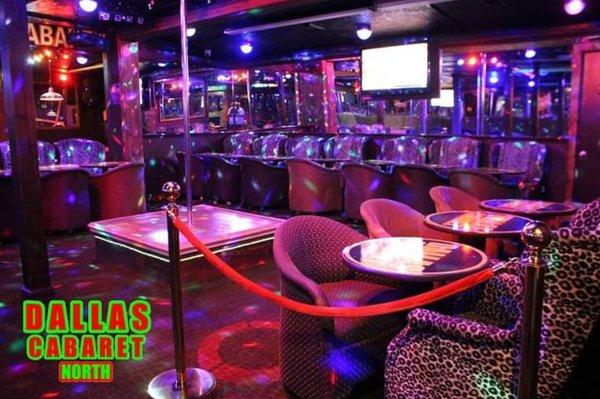 Dallas cabaret north review