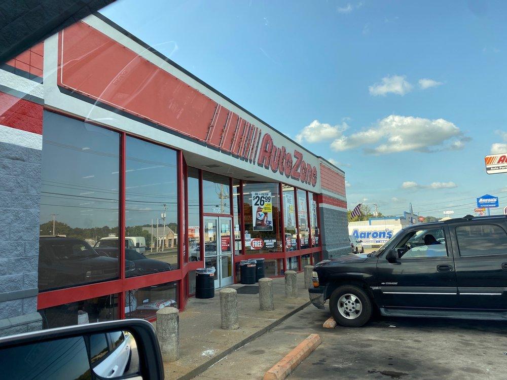 AutoZone Auto Parts: 1606 N 1st St, Jacksonville, AR
