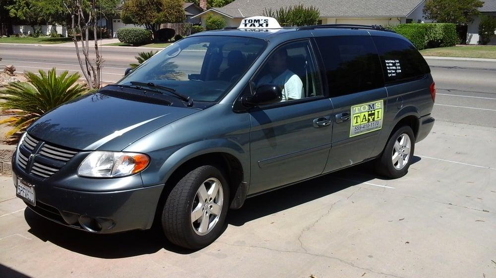 Toms Taxi: 3225 W Mill Creek Dr, Visalia, CA
