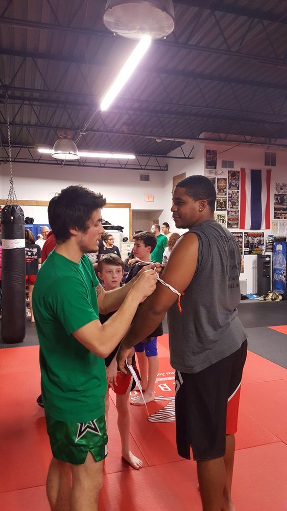 Impact Martial Arts and Conditioning: 2604 Atlantic Ave, Belmar, NJ