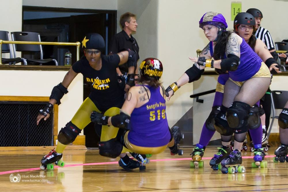 Pikes Peak Derby Dames: Colorado Springs, CO