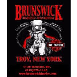 brunswick harley-davidson - motorcycle dealers - 1130 hoosick rd