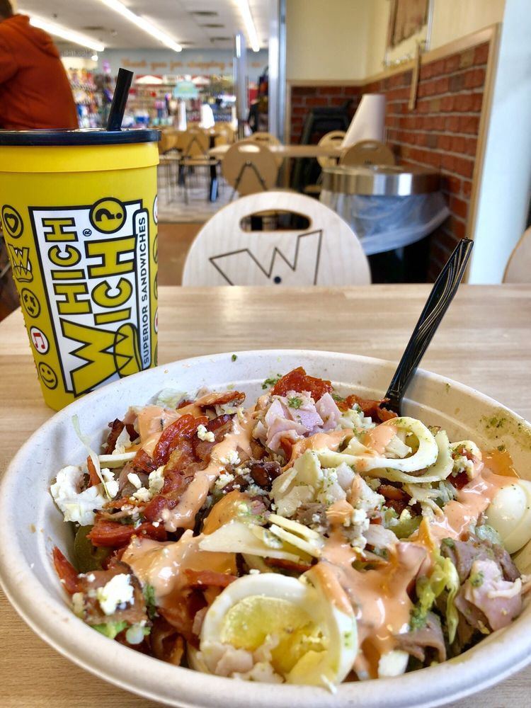 Which Wich: 553 Duntov Way, Bowling Green, KY
