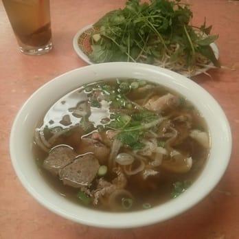Pho Tau Bay Restaurant Houston Tx