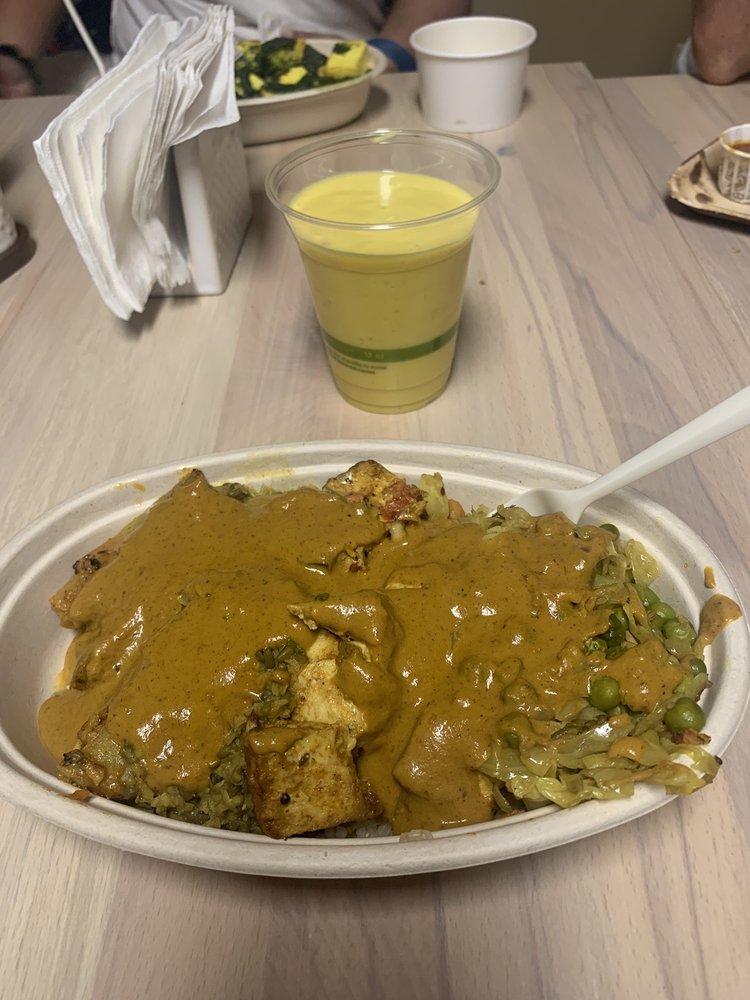 Food from Krishna Kitchen