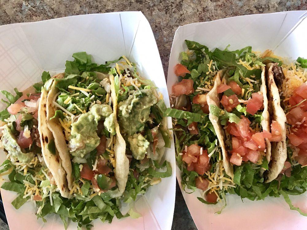 Food from Casa Taco