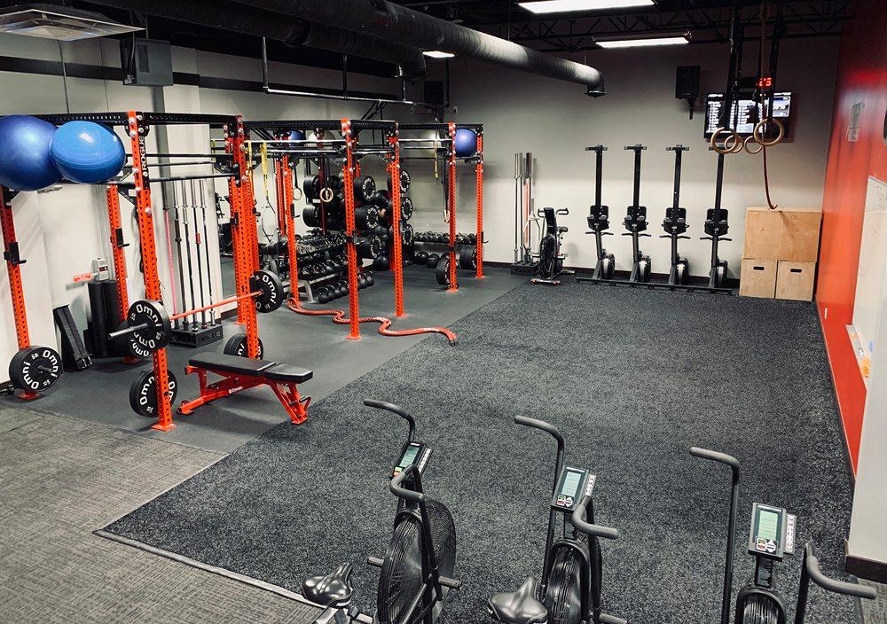 Snap Fitness - Osseo: 8507 Jefferson Ln N, Brooklyn Park, MN