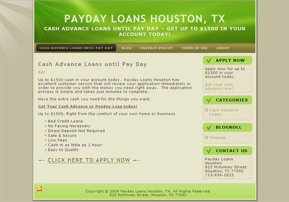 Cash advance sterling co image 3